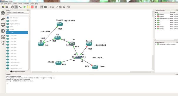 Multicast routing: PIM dense… Part 2